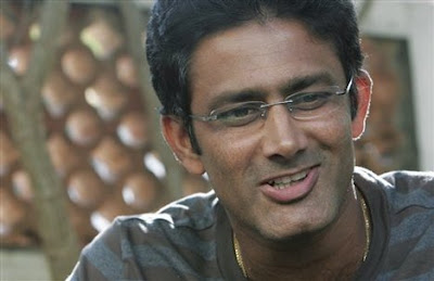Kumble quits from IPL 4 auction