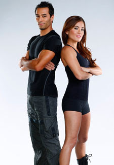 Cara Castronuova & Brett Hoebel are New Biggest Loser' Mystery Trainers