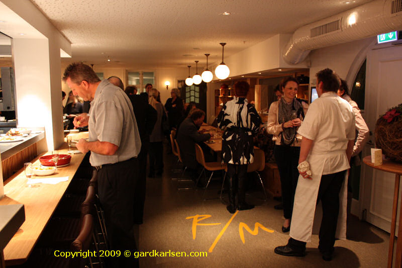 Review of restaurants in stavanger november 2009 for Food bar stavanger