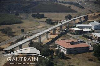 Gautrain Viaduct 13