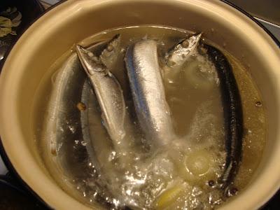 Блюдо для разнообразия - вареная рыба