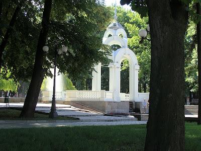 Фонтаны в Харькове и не только
