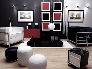 modern interior design for modern livingroom