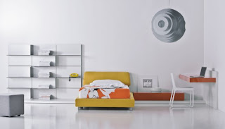modern teen bedroom interior design