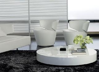 Modern sofa for modern livingroom interior design