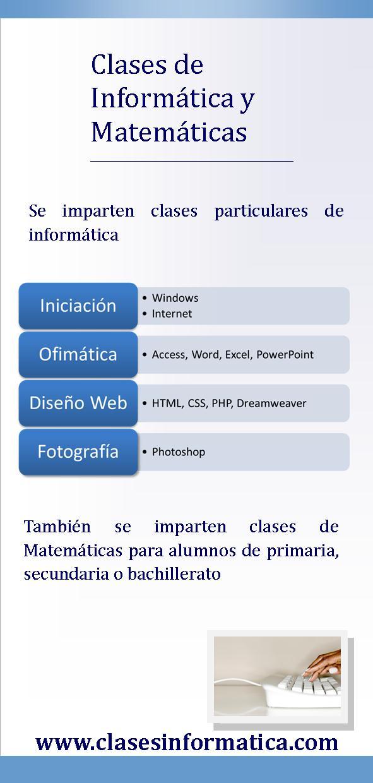 informatica y matematicas: