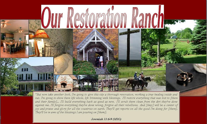 Our Restoration Ranch