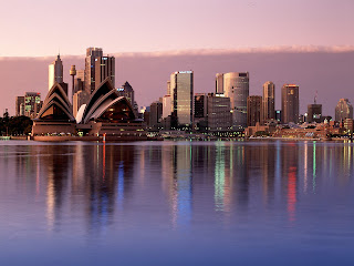 Sydney Reflections, Australia Wallpapers