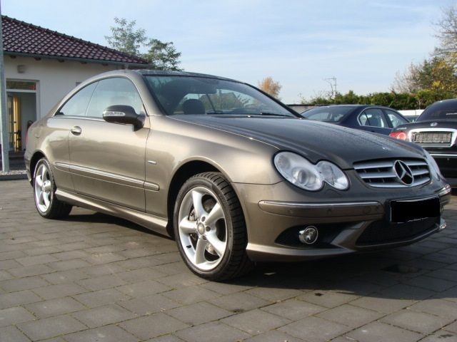 mercedes clk class w209. Black Bedroom Furniture Sets. Home Design Ideas