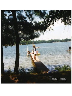 Tanta Dancing on the Dock 1997