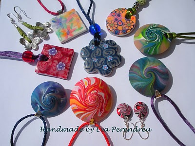 Handmade por Eva Perendreu, bisutera - jewellery