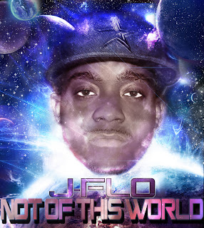 J-Flo, Not of this world album artwork