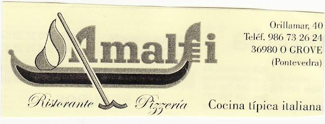 Sorteo de cea mensual Amalfi