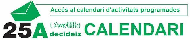 Calendari Plataforma