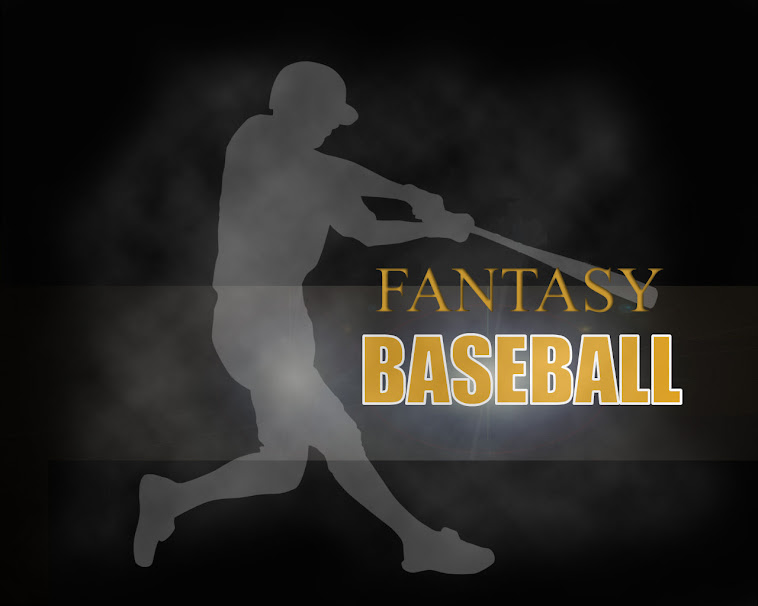 FANTASY BASEBALL: A little sabermetric talk