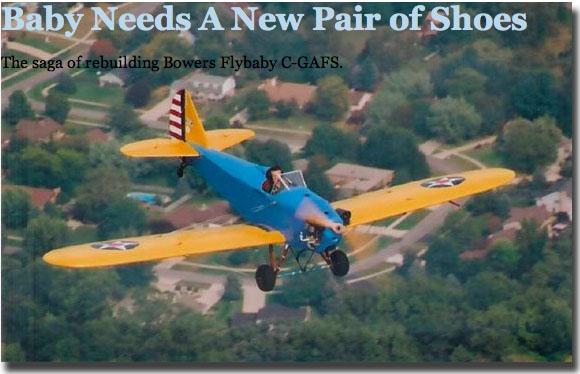 REBUILDING MY FLYBABY