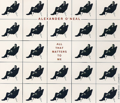Alexander O'Neal - All That Matters To Me (CDS) (1993)
