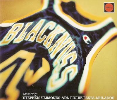 Blacknuss - Dinah (CDS) (1996)