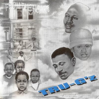 Tru-G'z - From The Heart (1996)