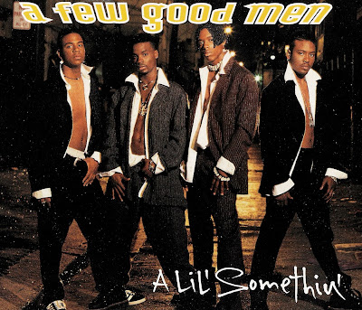 A Few Good Men - A Lil' Somethin' (CDS) (1994)
