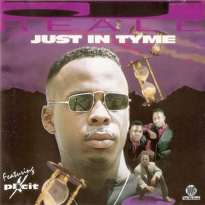 J-Reale ft. Xplicit - Just In Tyme (1993)