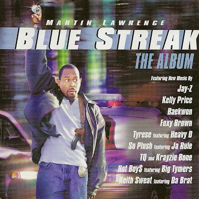 VA - Blue Streak (1999)