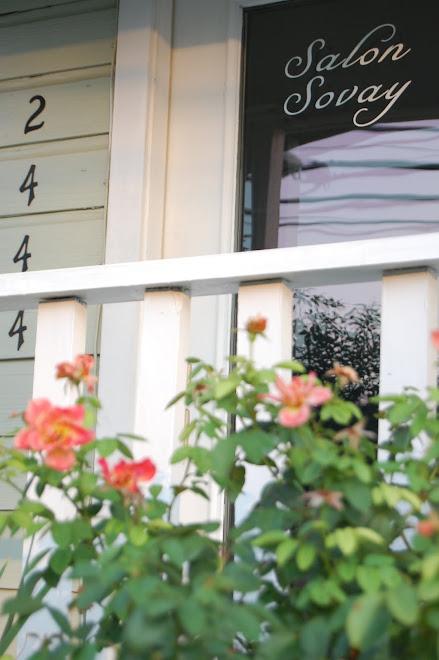 2444 S.1st Street AustinTX 78704  www.salonsovay.com