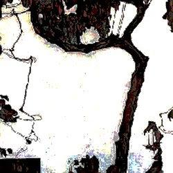 Schiele Egon-Pflaumenbaum