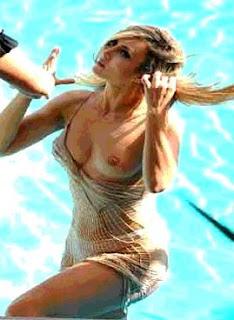 d'addario seno nudo