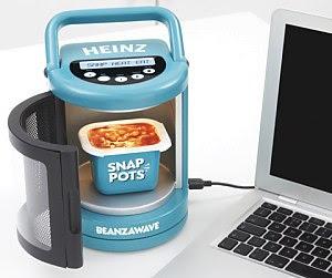 Najmanja mikrovalna pećnica na svijetu priključuje se na USB