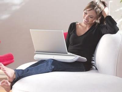 Logitech Comfort Lapdesk - za komodni rad na vašem laptopu