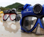 Maska za ronjenje s digitalnom kamerom