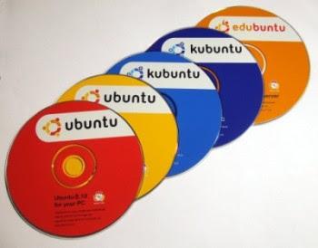 Naručite besplatni CD od Ubuntu 8.10 Intrepid Ibex
