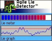 Agile Lie Detector download - iPhone i iPod Touch
