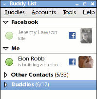 Facebook Chat plug-in za Pidgin