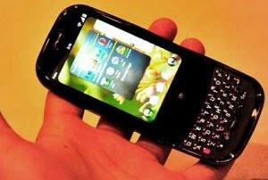 Palm Pre smartphone mobiteli