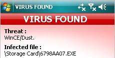 Download antivirusni program za mobilne telefone ESET NOD32