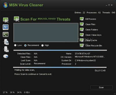 besplatni download antivirus MSN Photo Virus Remover