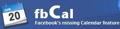 Facebook događaji u kalendaru - fbCal