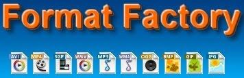 Download besplatni program Format Factory - convert MP4, 3GP, MPG, AVI, WMV, FLV, MP3, WMA, JPG
