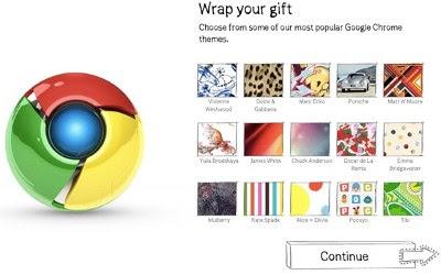 ChromeForChristmas - Google želi da prijateljima za Božić poklonite Google Chrome