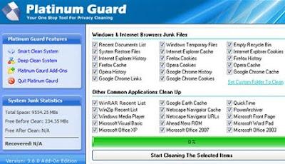 Download besplatna cijela verzija Platinum Guard koja inače košta $14