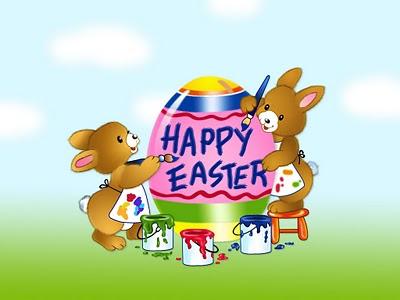Uskrsne slike e-card čestitke download besplatne pozadine Uskrs
