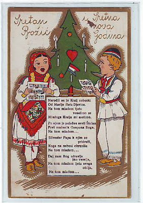 Božićne besplatne čestitke slike download