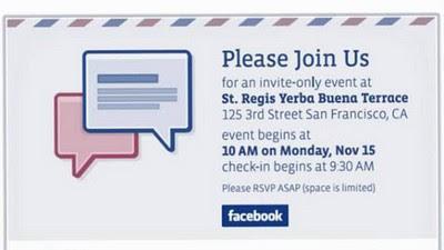 Facebook e-mail @facebook.com