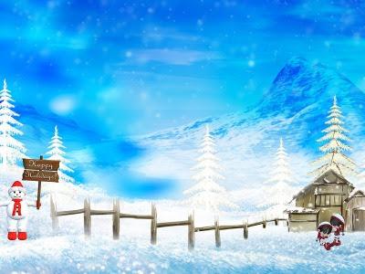Božićne slike čestitke besplatne sličice free download e-cards Christmas snowman
