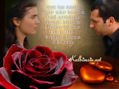 Asi i Demir, ljubavni par, TV serija Asi download besplatne pozadine slike za desktop kompjutera