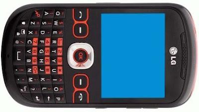 LG C310 mobilni telefon