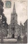 l'église avant 1906