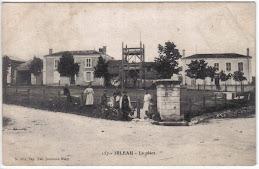 Place du Péré à Irleau